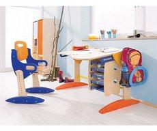 Оформляем детскую комнату - рабочая зона
