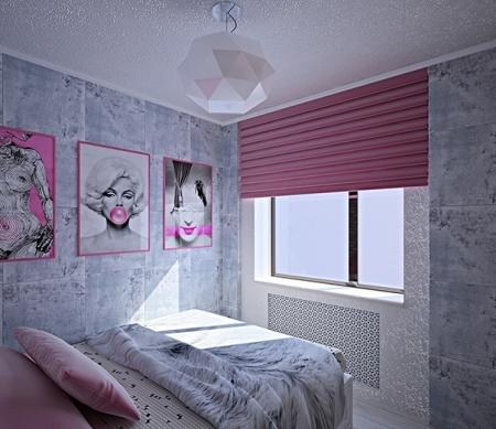 2-я спальня