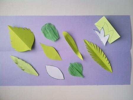 Шаблон лист
