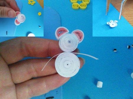 Сборка мыши