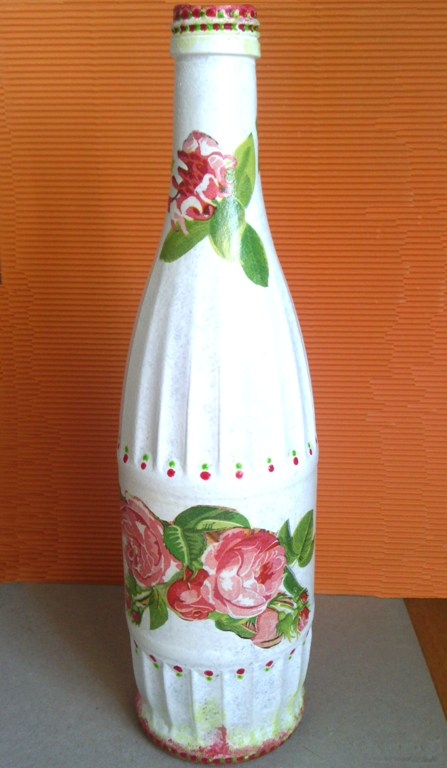 Бутылка (ваза)