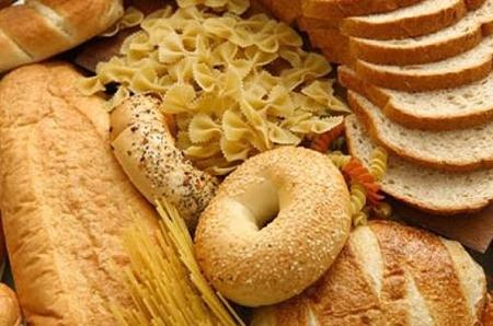 Макароны, хлеб