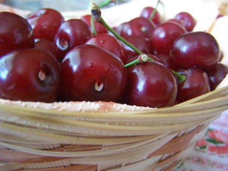 Готовые ягоды