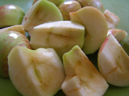 Яблоки для заморозки
