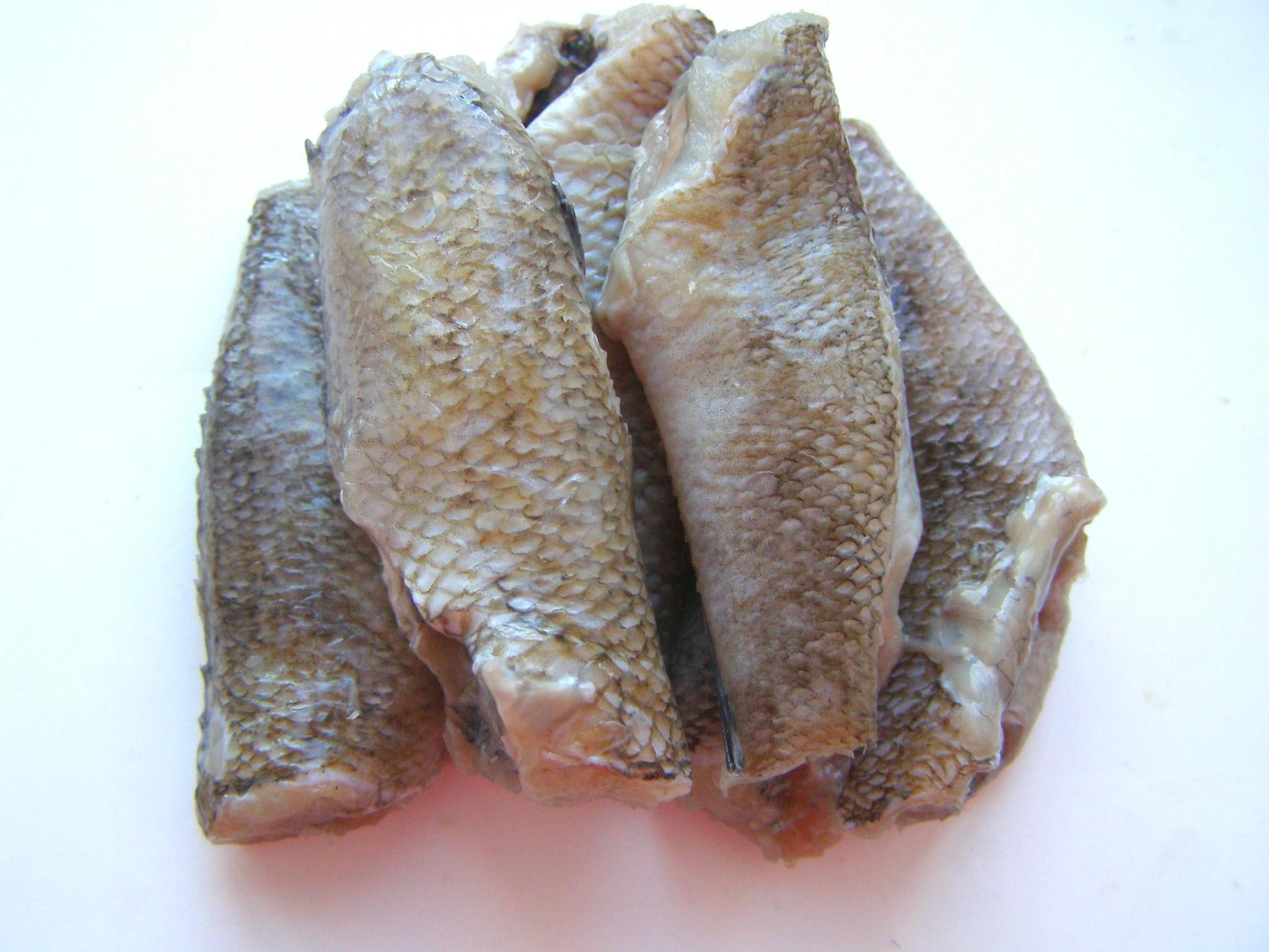 Готовые тушки рыбы