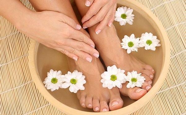 Чем можно вывести грибок на ногах