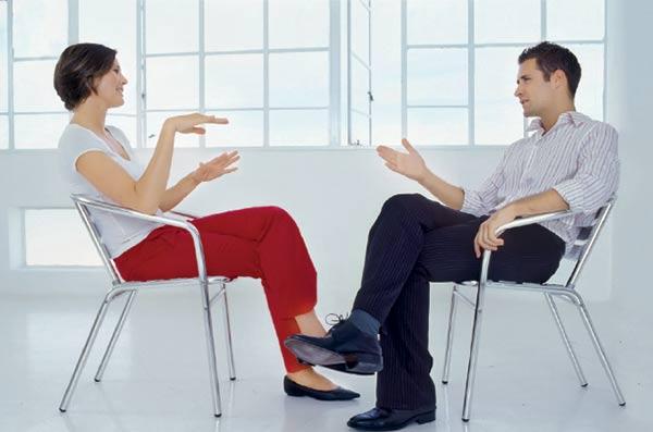Конструктивный разговор