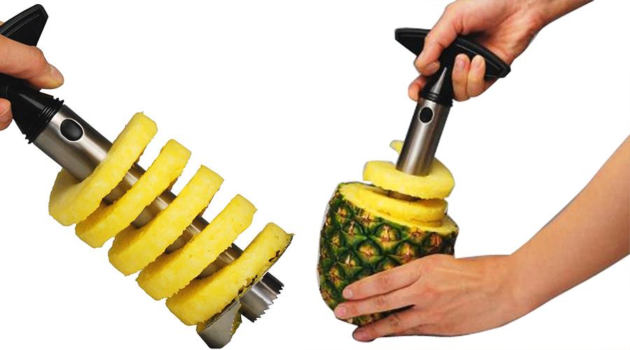 Нож для нарезки ананасов