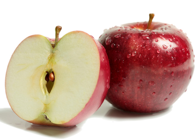 Пол яблока
