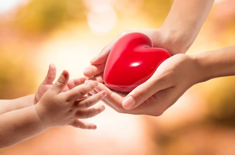 Любить ребенка