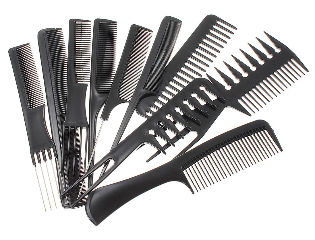 Пластмассовые расчёски