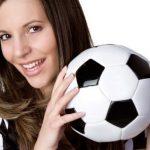 Женщина с мячом2
