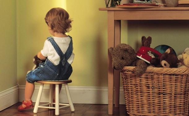 Наказывать ребенка