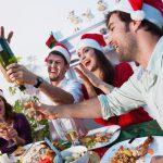 Развлечения для компании в Новый год