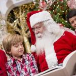 Увидеть Деда Мороза
