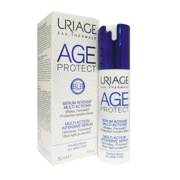 Age Protect Multi-Action Intensive Serum Uriage