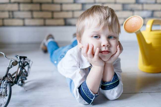 почему ребёнок не говорит