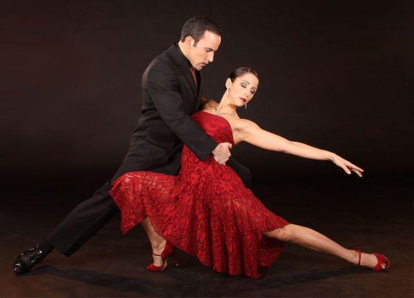 Латино-американские танцы