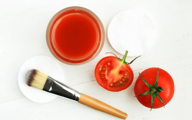 томатная маска
