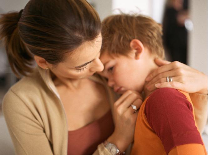 что сказать ребенку при разводе
