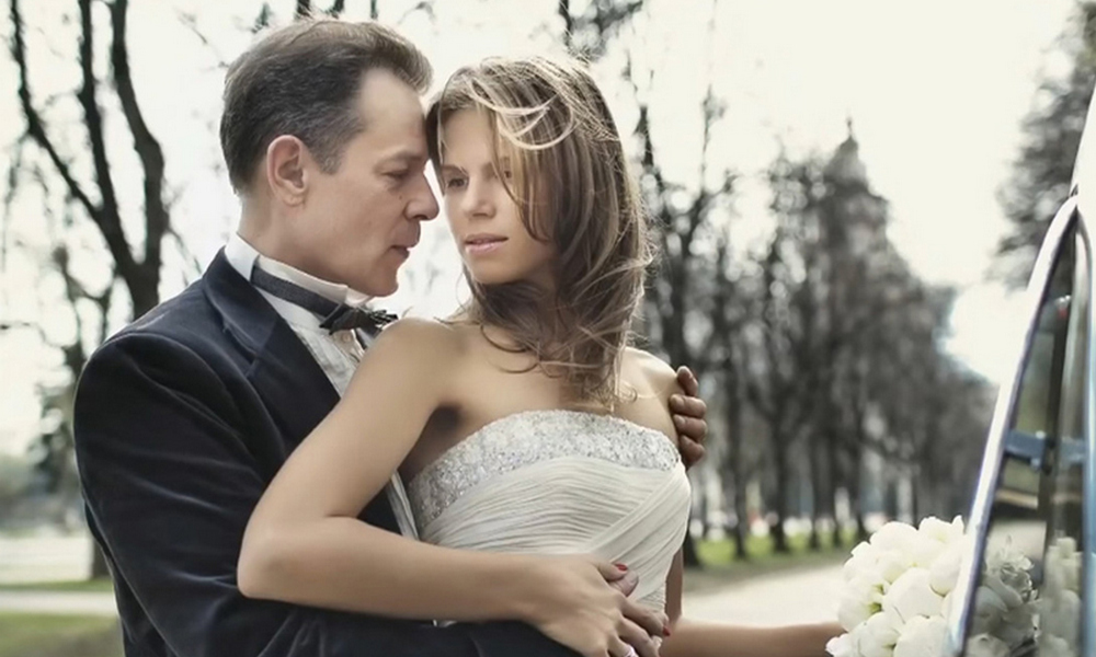 Вадим Казаченко иОльга Мартынова