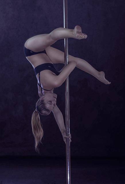 Спортивный танец на шесте: пластика, фитнес, здоровье